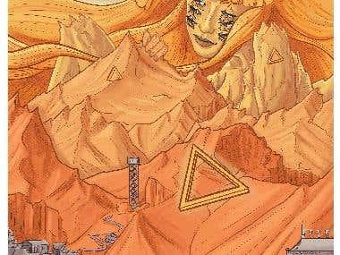 Mountian Goddess