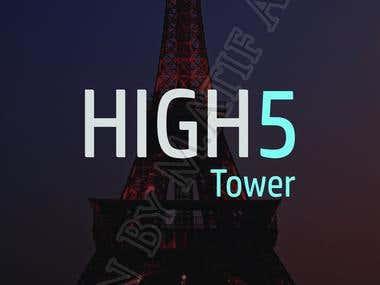 High 5 Brochure Design