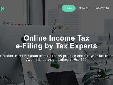 My Tax Vision