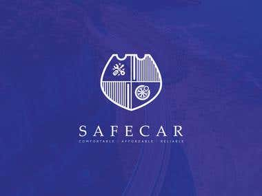 Design a Powerful and Creative Logo for SafeCar Auto Sales