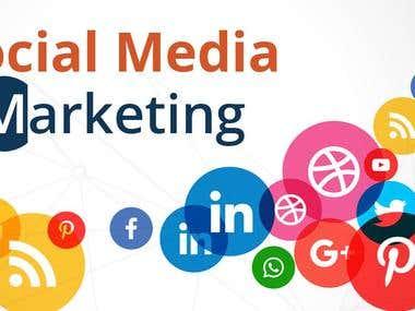 Social Media Marketing, or SMM