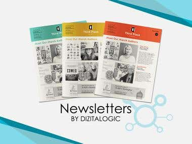 News Letters Designs