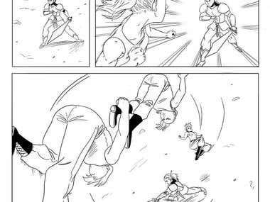 Comic/Manga