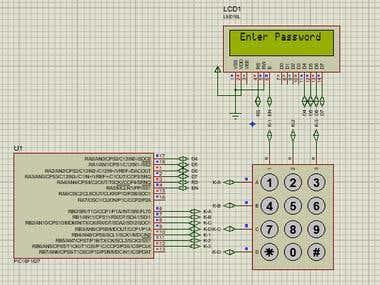 Embedded System Design - PIC Microcontroller