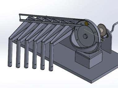 Design of Coin sorting machine