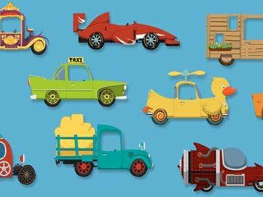 Garage Mobile Game