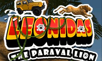 Leonidas: A Paraval Lion