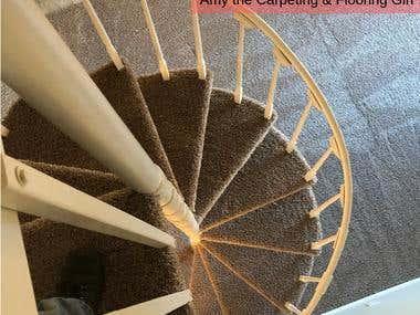 Linkedin Management Amy the Carpeting & Flooring Girl
