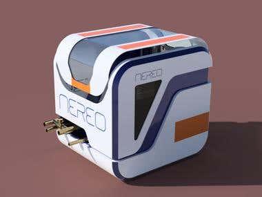 Concept design of box