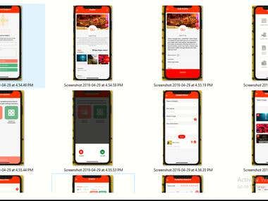 Restaurants React Native App