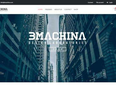 Online Shop For HMACHINA