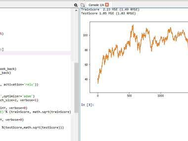 Crude oil price prediction forecasting using deeplearning