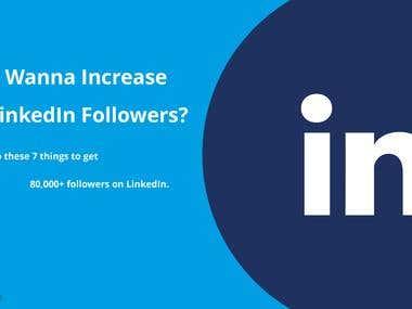 Linkedin Followers Provider