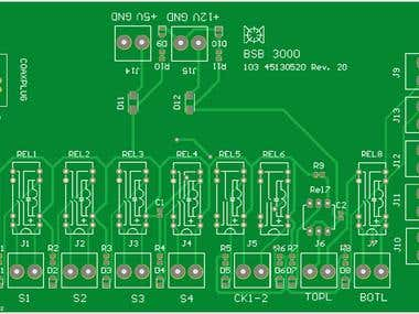 Velleman board relay extension
