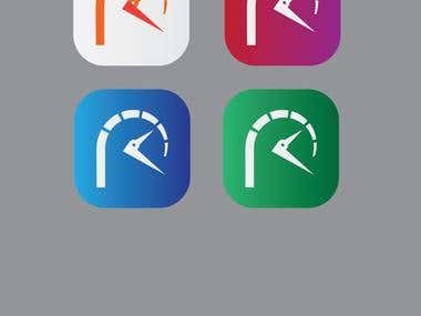 App Icon for Moving vehicle service/ Biking Service