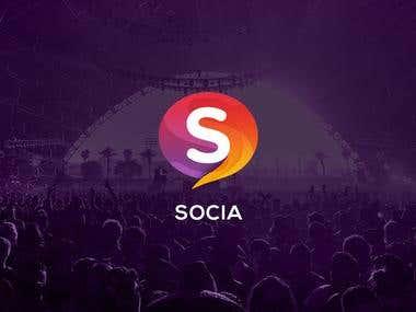 Logo Design Socia
