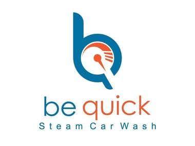beQuick Logo Design