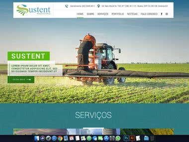 Website Sustent Engenharia