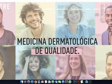 Website Dermatre