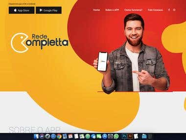 Website Rede Completta