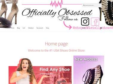 Shop Officialy Obsessed.