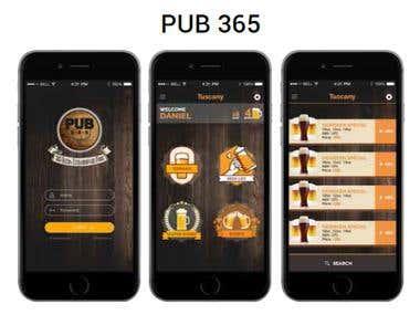 App Movil: Pub 365