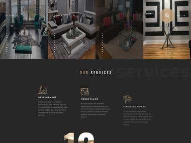 architect company theme