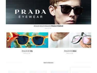 E-Commerce Website(WooCommerce)