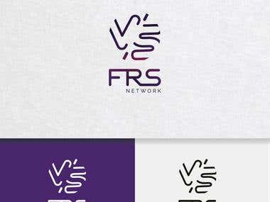 FRS NetWork - Logo Design