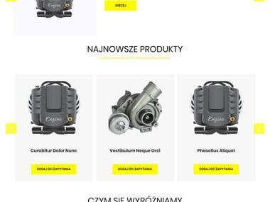 Truck Parts (WooCommerce)
