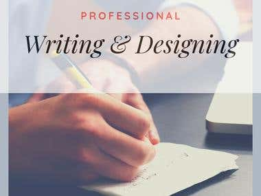 Writing & Designing