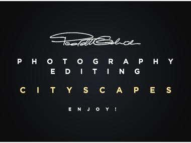 Photography Editing: CITYSCAPES