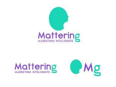 Logo Para Consultora de Marketing