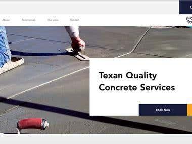 Texan Concrete Specialists