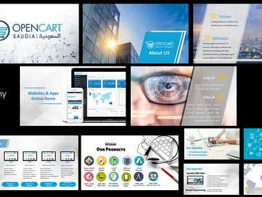 PowerPoint Company Profile