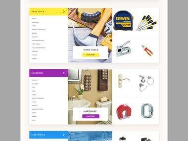 SupplyVan Ecommerce Hardware Tools Ecommerce