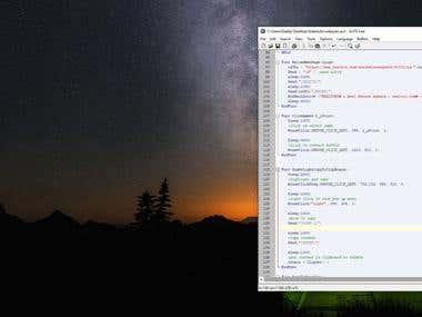 Copy/Paste Auto Script