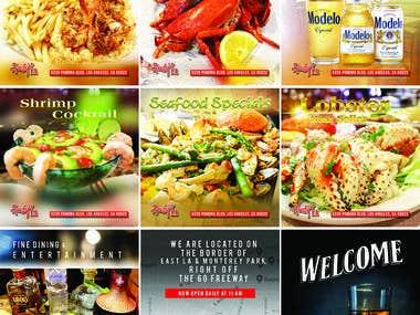 Social Media Marketing Web Advertising