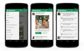 Android and iPhone Social App