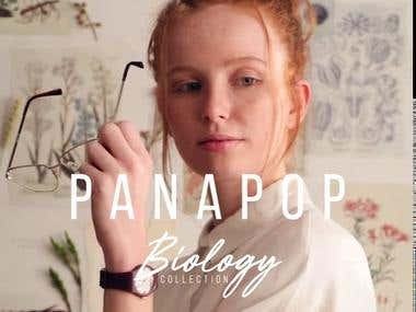 Panapop Watches / Biology Collection