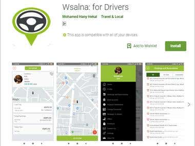 Taxi Booking application (For Driver)