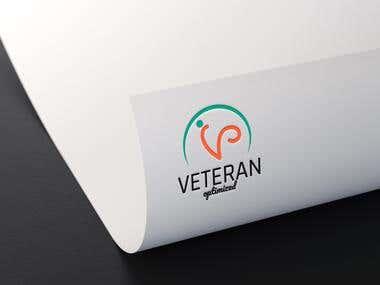Veteren Optimized Logo