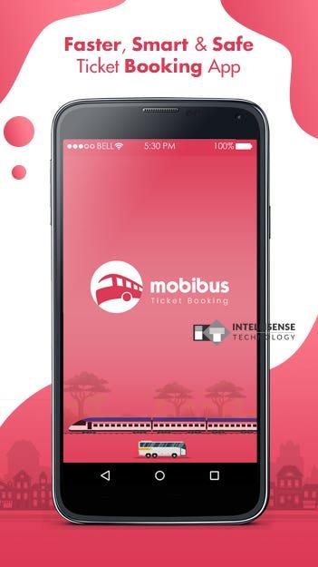Mobibus - Ticket Booking