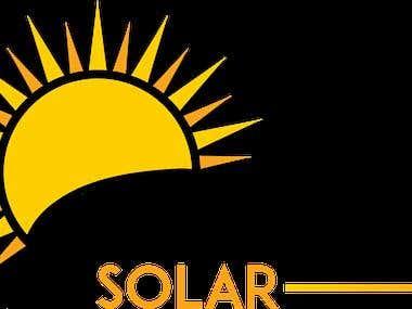 Logo Design for Parkash Solar Energy System