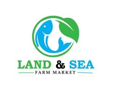 Logo Design - LAND & SEA