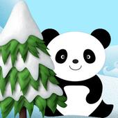 Ice Runner Panda