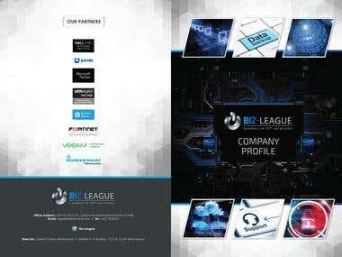 Company Profile Designs