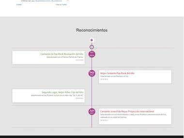 Website the Venezuelan rockstar