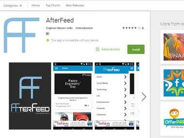 Afterfeed