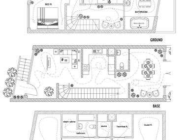 Residential Project (house)